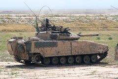 Gepanzerte Fahrzeuge in Afghanistan lizenzfreie stockfotografie