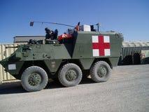 Gepanzertes Militärauto Stockbilder