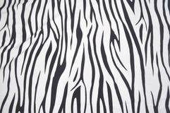 Geparda tkaniny druk Obraz Stock