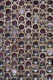 Gepareld Glas Royalty-vrije Stock Foto's