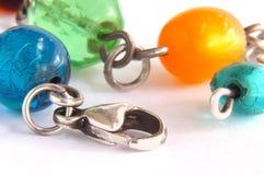 Geparelde halsband stock fotografie