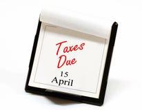 Gepaste belastingen stock afbeeldingen