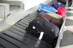 Gepäck Stockbild