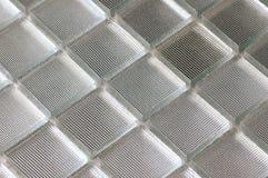 Geplätschertes Glasmosaik Stockfoto