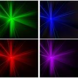 Geplaatste de Lichten van de disco stock illustratie