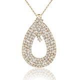 geplaatste juwelentegenhanger en oorringen Juwelensamenstelling Symbool van liefde Royalty-vrije Stock Foto's