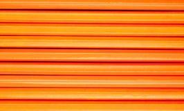 Geplaatste potloden Stock Afbeeldingen