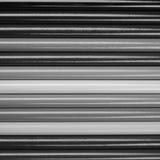 Geplaatste potloden Stock Foto's