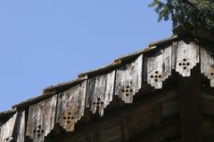 Geplantes Dach Lizenzfreie Stockbilder