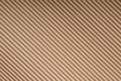 Geplooid karton royalty-vrije stock afbeelding
