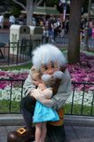 Geppetto At Disneyland Royalty Free Stock Images