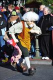 Geppetto in A Dream Come True Celebrate Parade Stock Photo