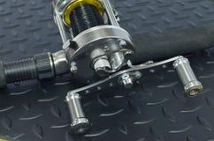 Gerät für die Fischerei Stockbild