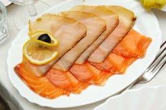 Geräucherte Fische lizenzfreie stockfotografie