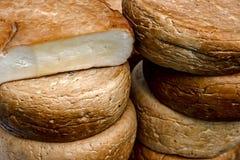 Geräucherter Käse Lizenzfreies Stockfoto