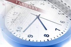 Gerência de tempo Fotos de Stock