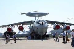 Gerência do AEW e A-50. Fotografia de Stock