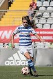 GER: DONNE DI FC BAVIERA - DONNE DI MSV DUISBURG, 09 23 2018 fotografia stock libera da diritti