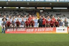 GER: FC DE VROUWEN VAN BEIEREN - MSV DUISBURGvrouwen, 09 23 2018 royalty-vrije stock foto