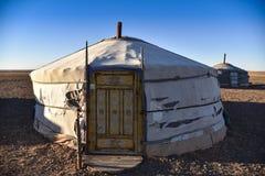 GER nomade Fotografia Stock
