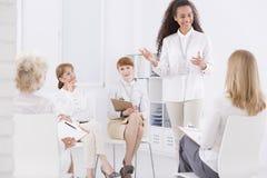 Gerações de mulheres no negócio Imagens de Stock Royalty Free