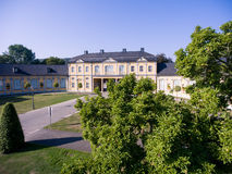 Gera Orangerie Summer aerial view architecture Stock Photography