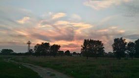 Gerade ein anderes Bild des Himmels lizenzfreies stockfoto