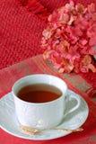 Gerade meine Tasse Tee Stockfotos