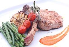 Gerade Steak Stockfotografie