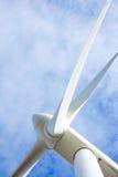 Gerador de turbina do vento imagens de stock royalty free