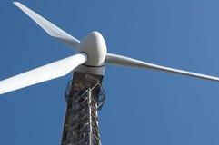 Geradores de vento Imagens de Stock
