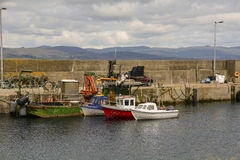 Gerahies Harbour Stock Photography