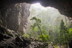 Gerais Brasil de Ibitipoca minas fotos de stock