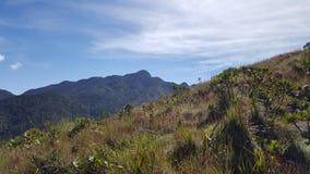 Gerais de la Minas de montagne Photos libres de droits