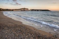 Gerakas beach, Zakynthos, Greece Stock Photos