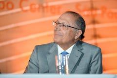 Geraldo Alckmin Lizenzfreies Stockfoto