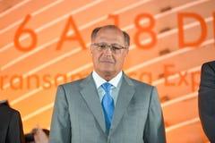 Geraldo Alckmin Stockfoto