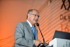 Geraldo Alckmin Lizenzfreies Stockbild