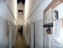 Geraldton, Australia occidental 1 de noviembre de 2007: La vista interior de la cárcel vieja de Geraldton Fotos de archivo