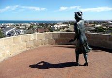 Geraldton, Australia occidental 1 de noviembre de 2007: Monumento de guerra en Geraldton Foto de archivo libre de regalías