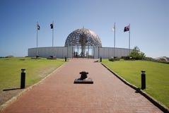 geraldton hmas纪念品悉尼 免版税图库摄影