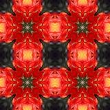 Geranium-2- seamless texture. Natural seamless texture of a geranium flower Royalty Free Stock Photos