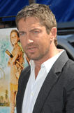"Gerard Butler. At the Los Angeles Premiere of ""Nim's Island"". Grauman's Chinese Theatre, Hollywood, CA. 03-30-08 Stock Photography"