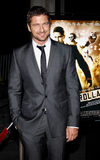 Gerard Butler. 06/10/2008 - Hollywood - Gerard Butler at the Los Angeles Premiere of `RocknRolla` held at the ArcLight Theater in Hollywood, California, United royalty free stock photography