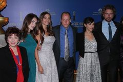 Gerard Butler, Rashida Jones, Rainey Qualley, Woody Harrelson, Sofia Vergara Stock Photo