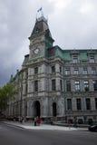 Gerard D Edificio de Levesque en Quebec Fotografía de archivo