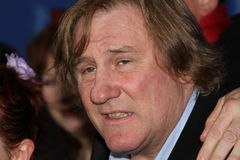 Gerard Depardieu Stock Photo