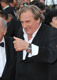 Gerard Depardieu Stock Photography