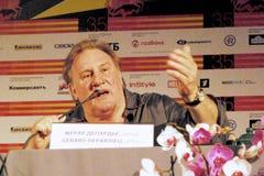 Gerard Depardieu Stock Photos