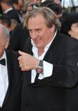 Gerard Depardieu Stock Photography
